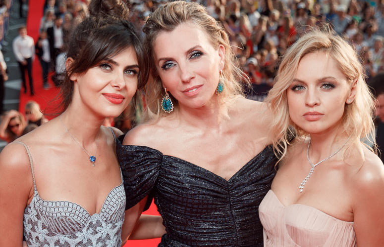 «Кинотавр-2019»: звезды на закрытии фестиваля