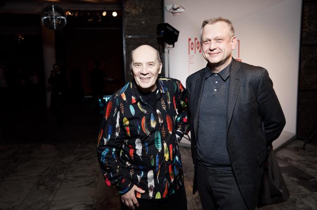 Александр Филиппенко и Сергей Капков