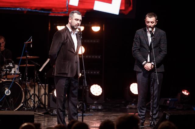Алексей Кабешев и Алексей Агранович