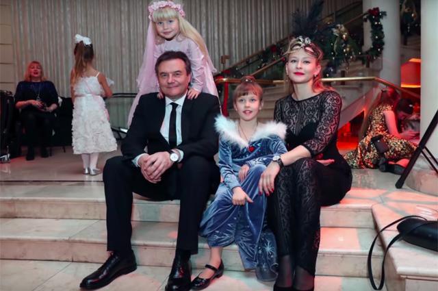 Юлия Пересильд рассказала о романе с Алексеем Учителем: