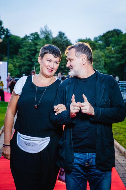 Наталья и Сергей Мокрицкие