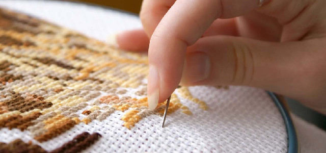 Готовые наборы для вышивания крестиком