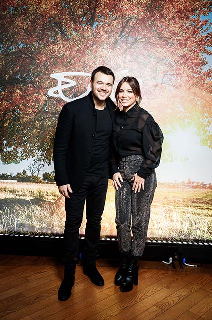 Эмин Агаларов и Ани Лорак