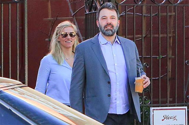 Это официально: Бен Аффлек и Линдсэй Шукус расстались после года отношений