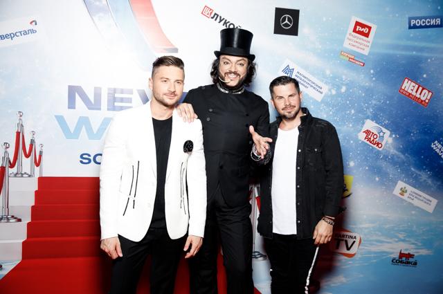 Алсу, Филипп Киркоров, Сергей Лазарев и другие приняли участие в творческом вечере A'Studio на