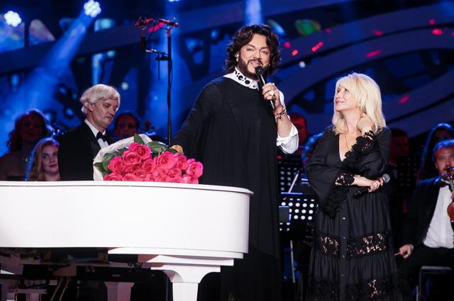 Филипп Киркоров и Ирина Аллегрова
