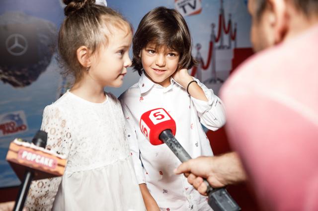 Алла-Виктория и Мартин Киркоровы