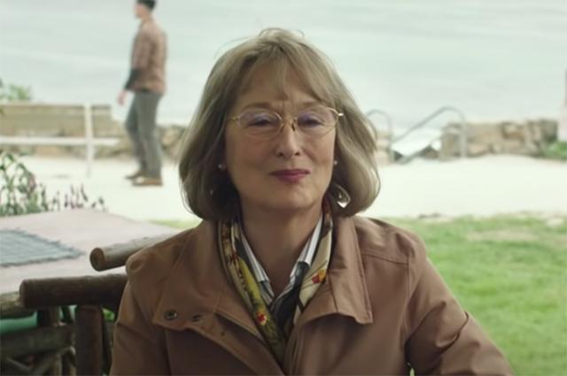 Мерил Стрип дебютировала в новом трейлере второго сезона «Большой маленькой лжи»