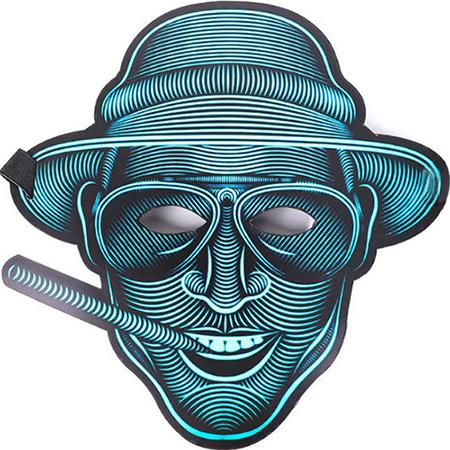 Световая маска