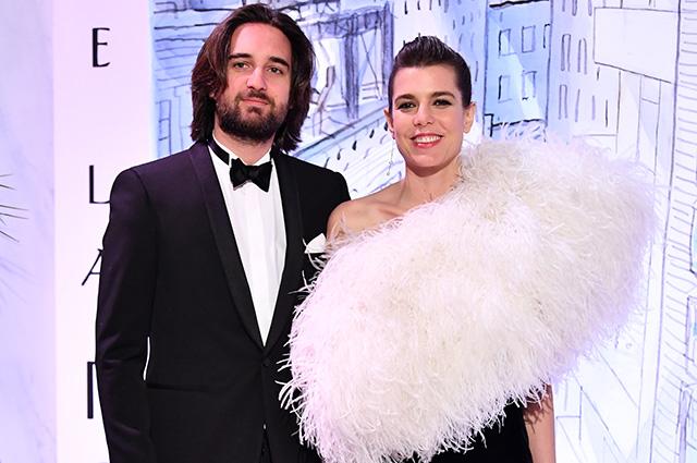 Шарлотта Казираги и Димитрий Рассам официально подтвердили свою помолвку