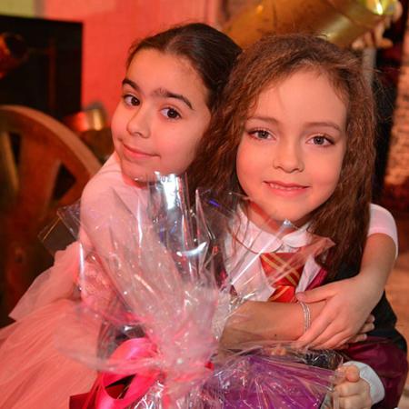 Филипп Киркоров показал фото со дня рождения дочери: дети Пугачевой и Галкина, дочь Навки среди гостей