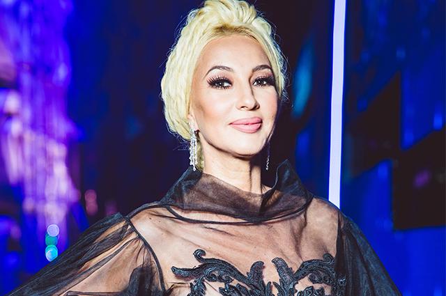 47-летняя Лера Кудрявцева стала мамой во второй раз