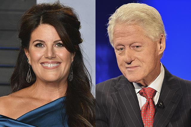 Моника Левински обнародовала подробности своей связи с Биллом Клинтоном