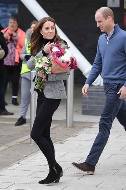 Кейт Миддлтон и принц Уильям придумали трюк, как избавиться от папарацци
