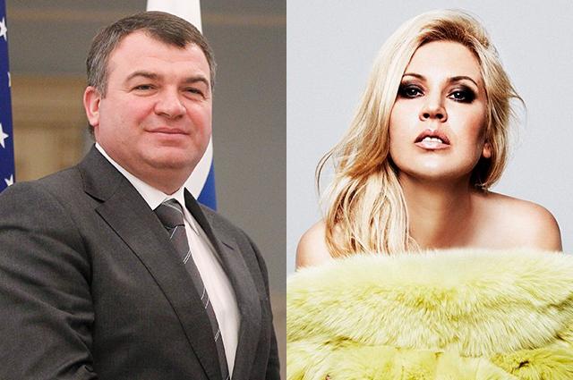 Анатолий Сердюков двусмысленно прокомментировал слухи о свадьбе с Евгенией Васильевой