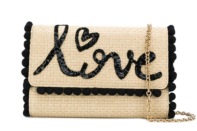 Сумка на плечо Dolce&Gabbana — 45 000 рублей