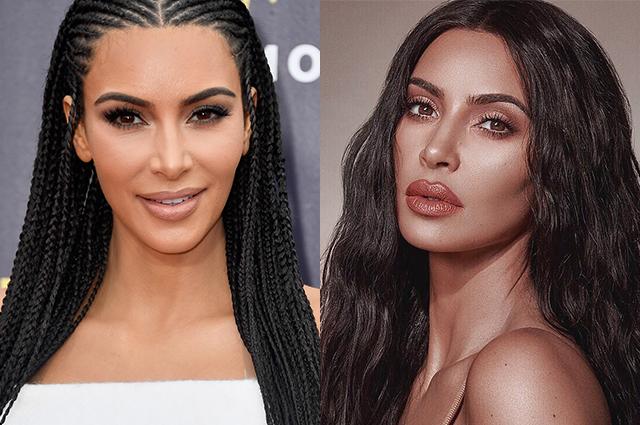Фанаты подозревают, что Ким Кардашьян увеличила губы
