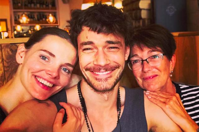 Елизавета Боярская трогательно поздравила Максима Матвеева с днем рождения