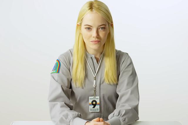 Эмма Стоун, Джастин Теру, Джона Хилл в тизере научно-фантастического сериала «Маньяк»