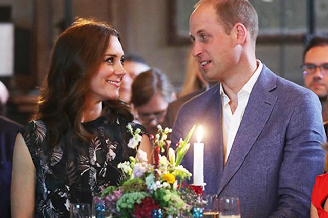 Принц Уильям и Кейт Миддлтон провели романтический вечер в одном из баров Мюстика