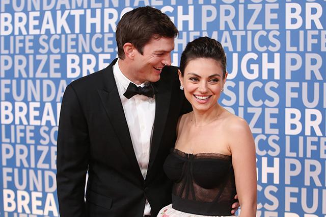 Мила Кунис рассказала, как они с Эштоном Катчером влюбились друг в друга