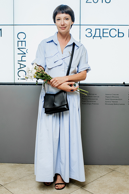 Чулпан Хаматова