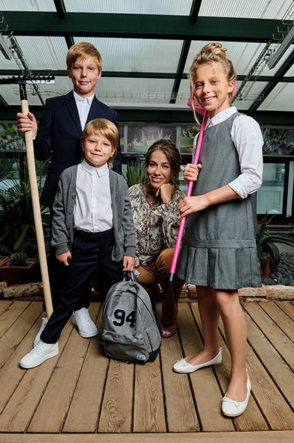Юлия Барановская, Яна Рудковская и другие звезды с детьми снялись в новом фотопроекте H&M