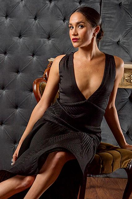 Из актрисы в герцогиню: разбираем эволюцию стиля Меган Маркл