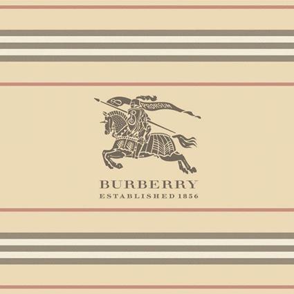 Старый логотип Burberry