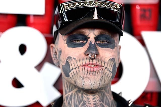 Канадский манекенщик Zombie Boy покончил с собой: подробности и реакция звезд