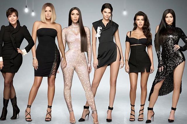 Новый сезон реалити-шоу «Семейство Кардашьян» начался со скандала: Ким довела Кортни до слез