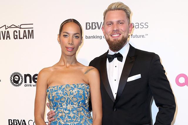 Леона Льюис помолвлена со своим возлюбленным Деннисом Яухом