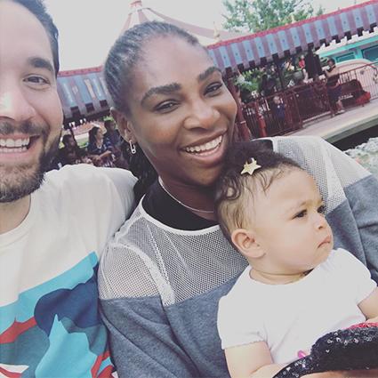 Серена Уильямс усомнилась в своей способности быть хорошей матерью