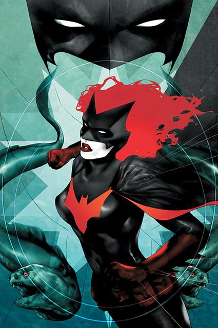 Рисунок DC Comics