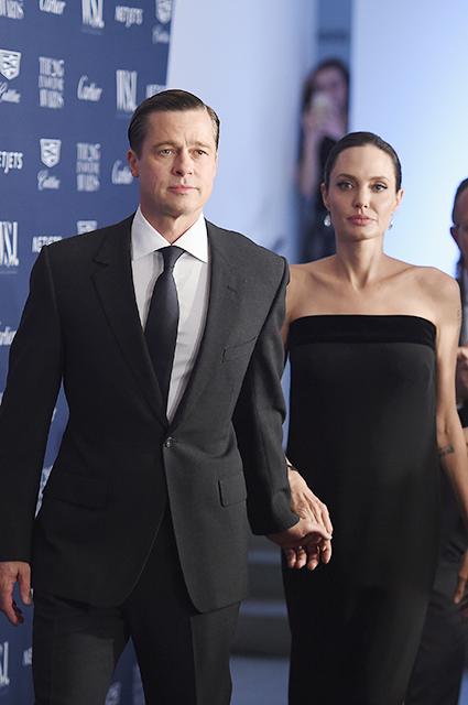 Брэд Питт ответил на обвинения Анджелины Джоли в уклонении от уплаты алиментов