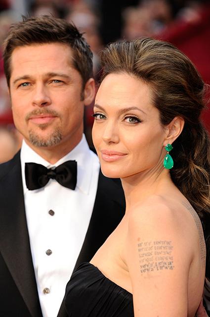Анджелина Джоли обвинила Брэда Питта в уклонении от уплаты алиментов