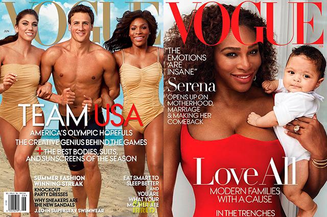 Тогда и сейчас: Бейонсе, Рианна, Кендалл Дженнер и другие звезды на своих первых и последних обложках Vogue