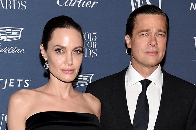 Анджелина Джоли хочет как можно скорее расторгнуть брак с Брэдом Питтом