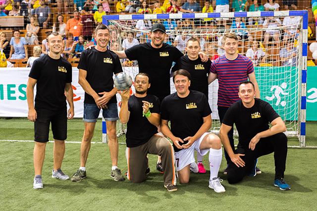 Чулпан Хаматова, Светлана Лобода и другие звезды поддержали проект «Игры Победителей»