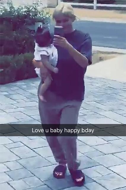 Что близкие, друзья и бойфренд подарили Кайли Дженнер на день рождения