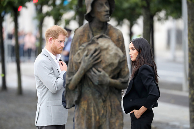 Отец Меган Маркл признался в том, что солгал принцу Гарри о скандальных фотографиях