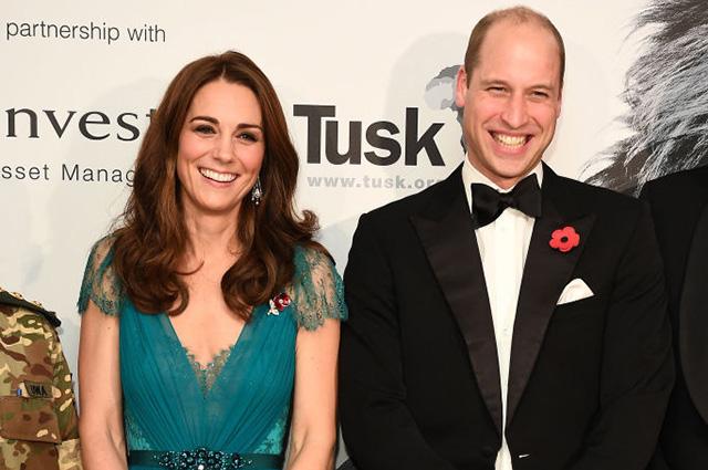 Кейт Миддлтон и принц Уильям на гала-вечере в Лондоне заставили всех забыть про Меган и Гарри