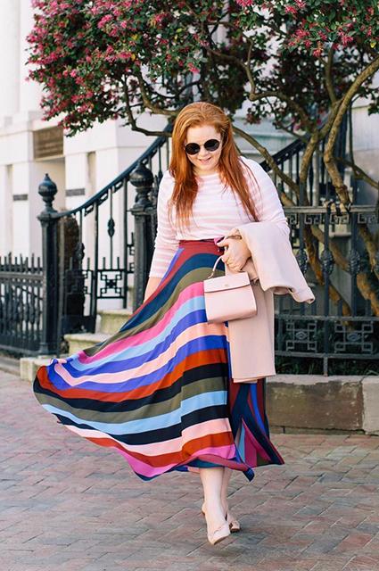 Мода в Instagram: 7 plus-size блогеров, которые покорили модную индустрию и вдохновили миллионы людей