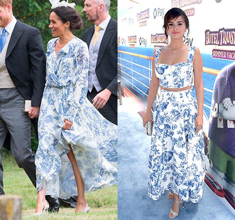 Модная битва: Меган Маркл против Селены Гомес