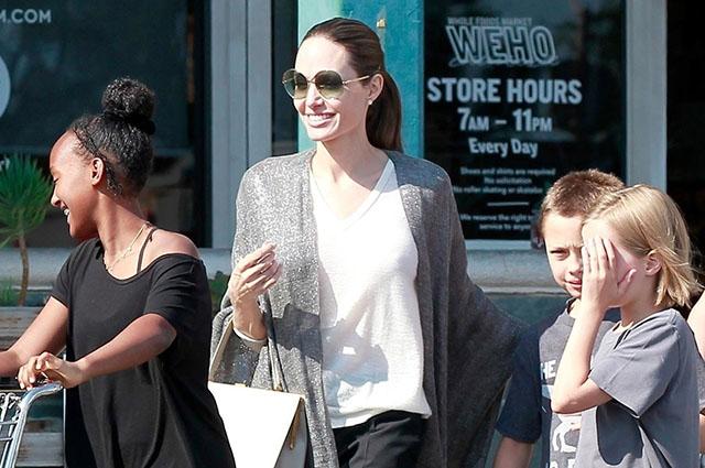 Развод Анджелины Джоли и Брэда Питта: суд вынес новый вердикт по делу об опеке