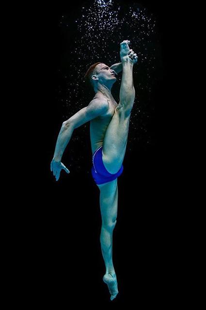 Что известно о первом мужчине в синхронном плавании Александре Мальцеве?
