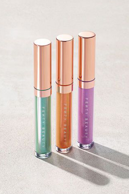 Блески Iridescent Lip Luminizer Trio, Fenty Beauty