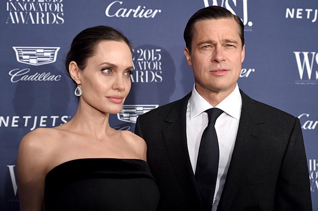 Суд обязал Анджелину Джоли разрешить Брэду Питту чаще видеться с детьми