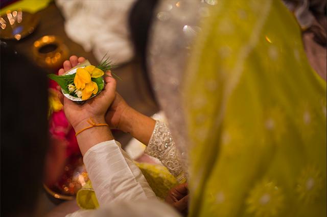Индийская экзотика: Ник Джонас и Приянка Чопра провели свадебный обряд в Мумбаи