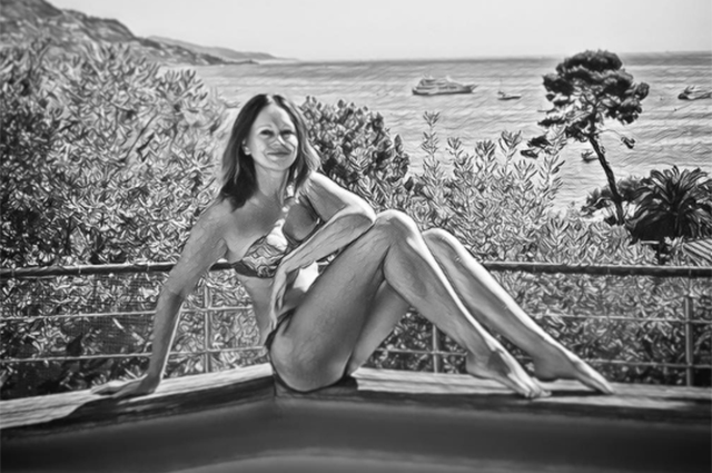 Взгляд через призму: как Ирина Безрукова провела свой отпуск на Лазурном берегу
